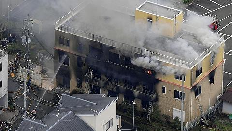 京都动画(京阿尼)遭人为纵火,多部经典动画剧场版恐延迟上映