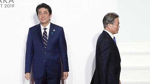 安倍避而不见文在寅,日韩关系已跌到谷底?