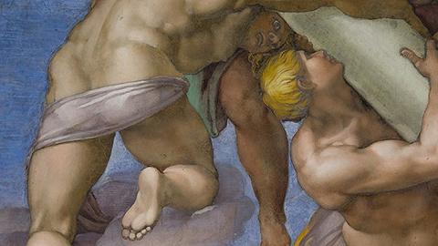 意大利色情美学革命史:向神性中浇灌情欲