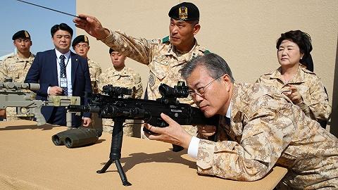 """日本防卫白皮书或将韩国重要度""""降级"""":排在澳洲印度东盟之后"""