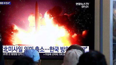 金正恩昨日现场指导新型武器试射,韩美今日起正式实施联合军演