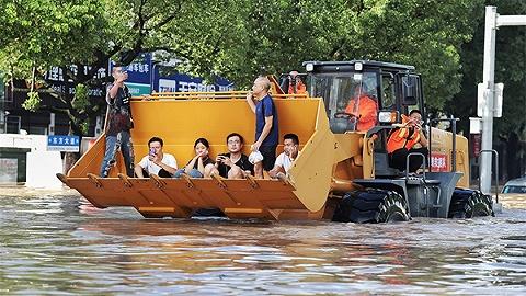 台风利奇马致浙江死亡人数升至32人,另有16人失联
