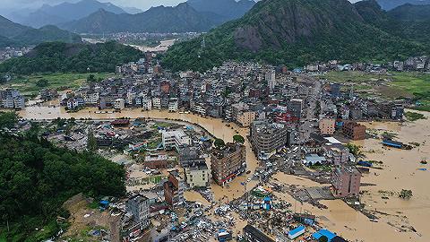 """台风""""利奇马""""已致浙江38人死亡10人失联"""