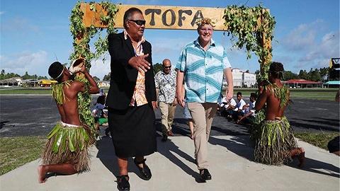 未就关键气候议题达成一致,澳总理差点?#39057;?#22826;平洋岛国领导人骂脏话