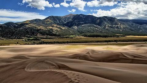 恢复速度跟不上采掘,地球快没沙子了