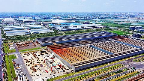 直击上海自贸区临港新片区揭牌