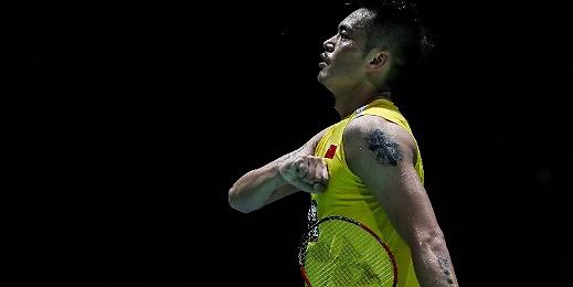 第12次参加世锦赛,林丹不谈未来