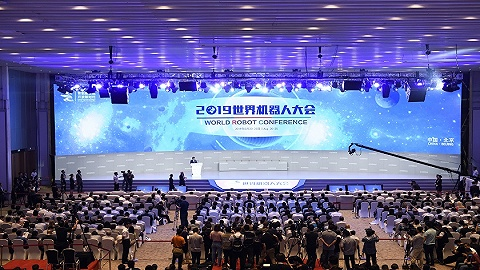 中国机械人密度将在2021年达到蓬勃国度均匀程度