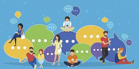 你是怎樣的社交網絡分享者?