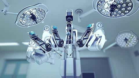 医疗机械人市场范围将来或逾越汽车机械人