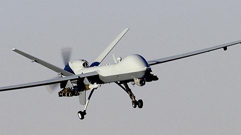 """遭胡塞武装""""土导弹""""击落?美官员标明也门耗损一架MQ-9无人机"""