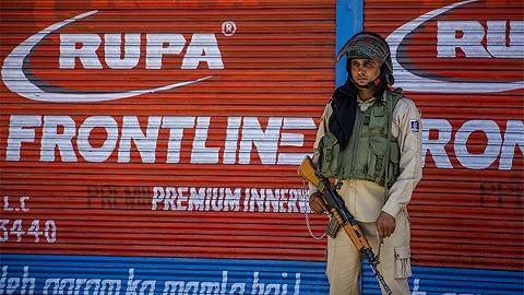 """特朗普""""过问""""印巴争端,联合国专家要求印度解除克什米尔""""集体惩罚"""""""