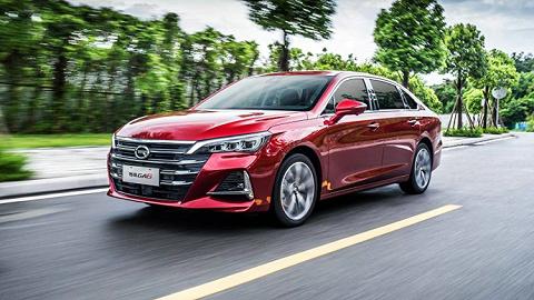 新车   10.88万起售,广汽传祺最重要的轿车改款上市了
