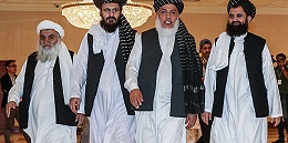 """向塔利班""""双膝下跪""""?美军可能在20个月内全部撤离阿富汗"""
