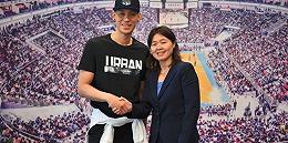 告别9年NBA生涯,林书豪正式加盟北京首钢