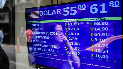阿根廷4年后再实施外汇管制,曾寻求IMF债务偿还延期