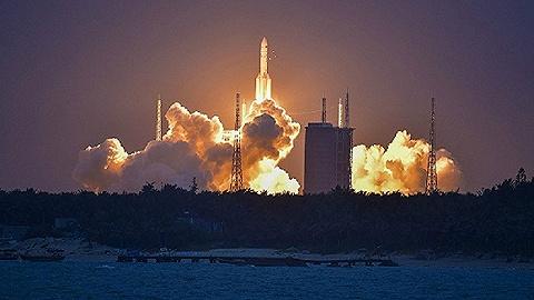 SpaceX開始選擇星際飛船火星登陸地點