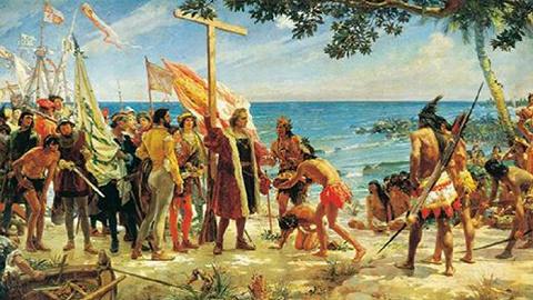 拉丁美洲,殖民主义的暴力遗产