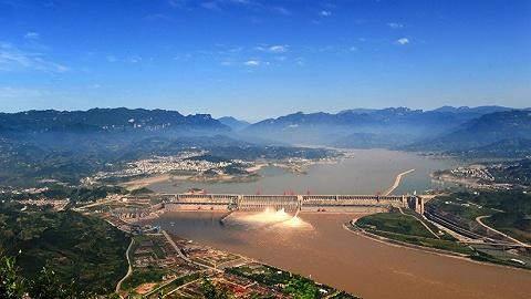 【数说70年②】在黄土地刷新奇迹,盘点中国十大重点工程
