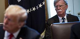 """特朗普谈解雇博尔顿:他跟金正恩提""""利比亚模式"""",这真是场灾难"""