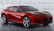 新车|法拉利2022年推出SUV车型,或将搭载V12混动系统