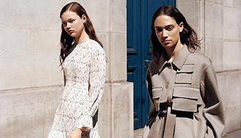上海时装品牌ICICLE在巴黎开出首家海外旗舰店,与Carven发布合作系列