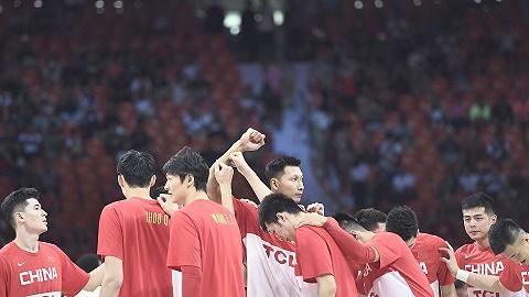 篮球综艺与中国男篮共沉?