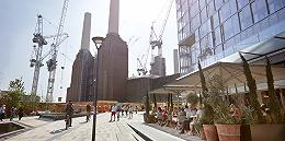 """【特写】一座伦敦废旧电站变身新""""网红""""打卡地的转型之旅"""