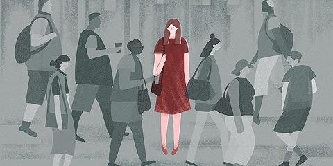 哪些時候,你會感到一種群體性孤獨?