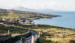 爱尔兰特克节:节日虽小,但心怀宽大