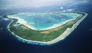剛和中國復交的基里巴斯:地球上最早迎接日出的地方
