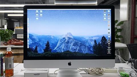 【上手】和顶配MacBook Pro比,2019款iMac到底强在哪儿?