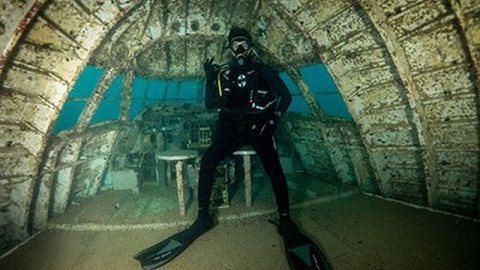 """全球最大的水下主題公園""""Dive Bahrain""""在巴林王國開業"""