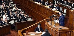 安倍發表施政演說:要將日中關系推向新階段