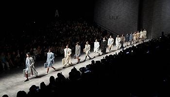 【上海時裝周】2020秋冬時裝周首日,LILY商務女裝和FAKENATOO打頭陣