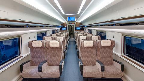 復興號公開征集座椅優化方案
