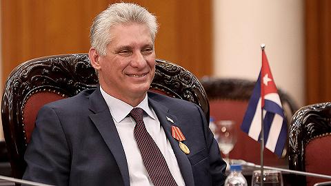 迪亞斯-卡內爾當選古巴首任國家主席:發展國防與經濟是重中之重
