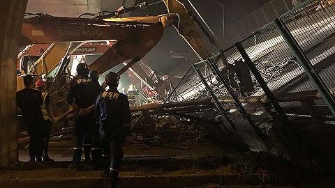 """【深度】無錫高架橋事故背后:""""不超載,就虧錢""""的畸形貨運生態"""