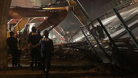 """無錫高架橋事故背后:""""不超載,就虧錢""""的畸形貨運生態"""