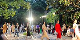 【上海时装周】从旧时光寻找新时装的灵感