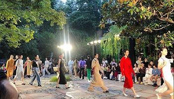 【上海時裝周】從舊時光尋找新時裝的靈感