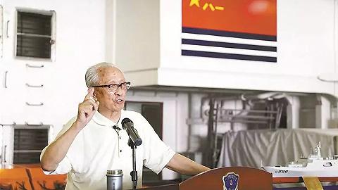"""壯麗70年·奮斗新時代 穿越時光:老將軍登上""""沂蒙山"""""""