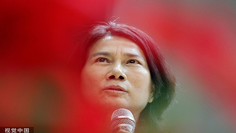 中国女企业家商界得意,前50名中近7成为白手起家