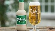 嘉士伯推出全球首款纸制啤酒瓶