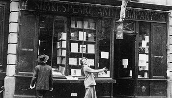 文学的守护神:莎士比亚书店百年