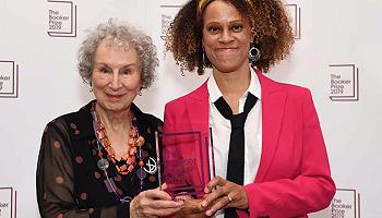2019年布克獎創下多項紀錄,阿特伍德與埃瓦里斯托共享獎金
