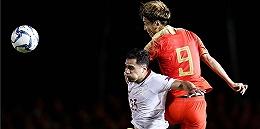 35次射门无功而返,世预赛中国男足客场战平菲律宾