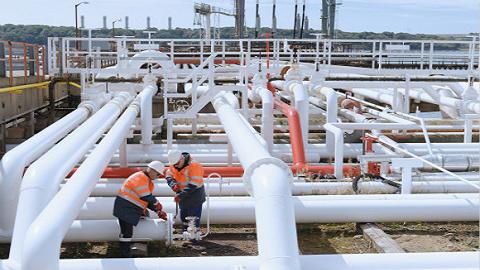 中俄东线天然气管道北段全线贯通
