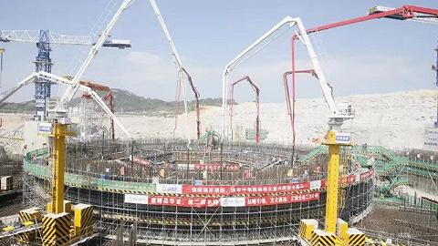 中核漳州核电站正式开工,华龙一号批量化建设开启