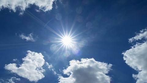 周末華北等地能見度將逐漸轉好,氣溫偏高宜出行